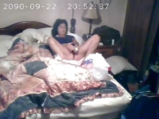 hidden cam in my mama bedroom