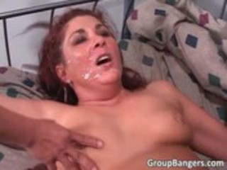 mommy gang group-sex # 7_6 15 by groupbangers