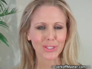 hot golden-haired mother i is stripping