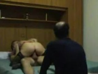 swingers his wife ride dong whilst he is filming