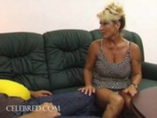 fucking his aunt with his large cock hardcore