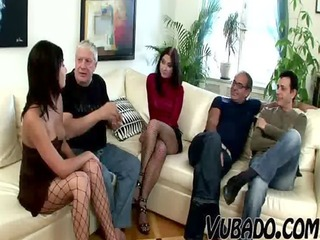 bizarre sex by aged vubado couples !!