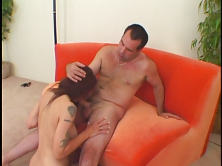hot hairy aged d like to fuck receives pounded