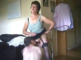 femdom granny