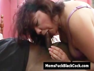 chunky mom liberty blows and fucks black boy with