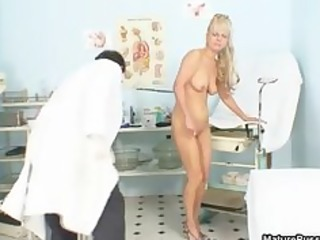 dirty doctor abuses his mature part6