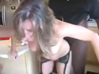 floozy wife gets dominated and fuked coarse by 6