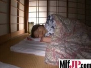japanese milfs receives group-fucked really hard