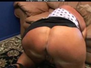sexy 61+ aged big beautiful woman getting
