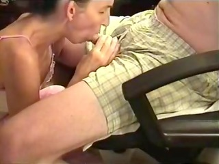 my shy wife homemade oral-service clip
