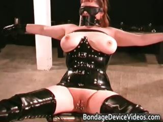 perverted d like to fuck receives tied and cunt