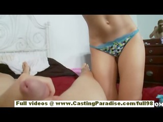 roxy reed independent latina redhead hottie with