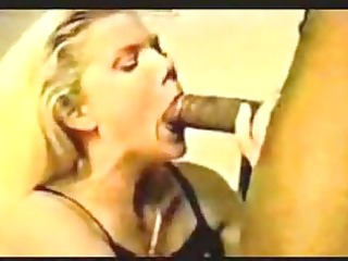 daddy tapes mommy fucking large dark cock with