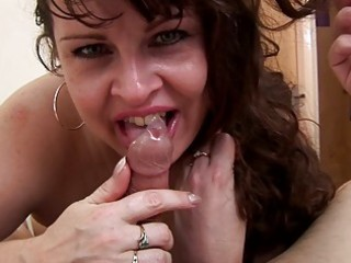 hungry fat mommy craves trio dick