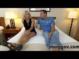 big love melons milf brings her fiance to porn