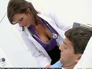 large tit brunette d like to fuck pornstar doctor