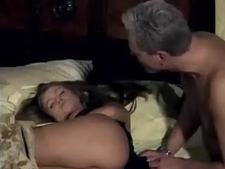 french daddy fucking wife and stepdaughter