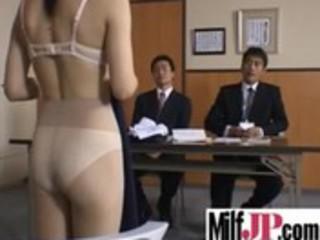 hard fucking a sexy japanese milf clip-95