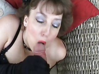 british older bj and facial