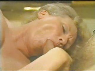 chunky old granny being fucked