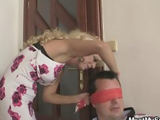 her bfs mommy and dad tempt pleasant girl into