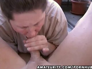 plump dilettante wife homemade oral and fuck
