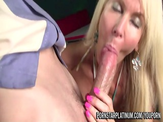 mature pornstar screwed