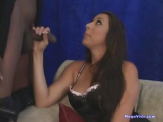 cuckold wife copulates black cock