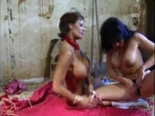 natural large boobed cowgirl milfs in lesbo