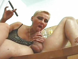 smokin mature blond 76
