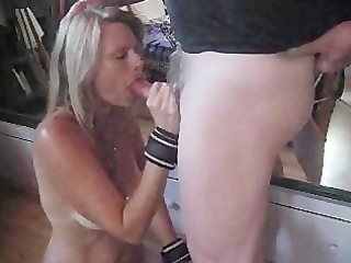 laurie compliation cum in her throat