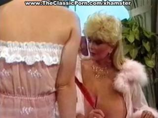 busty mature classic blonde star and her lovely