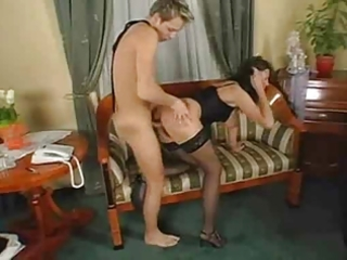 aged diana fucking juvenile stud by troc