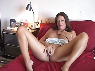 mother i non-professional gets cum sprayed whilst