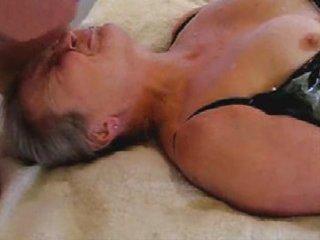 daddy cum on face of my floozy mom. stolen episode