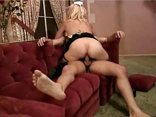 blond granny bitch ( by hotdany)