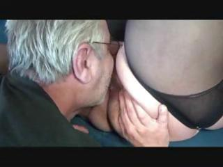 old geezer receives lucky with a mature