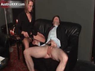 obscene older slut goes insane thrashing