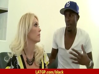 slutty mother i and a black dong 08