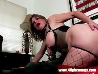 extreme naughty mature sexbomb