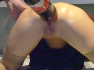 episode of a granny doing crazy anal