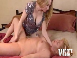 youthful lesbian is eager to please older,