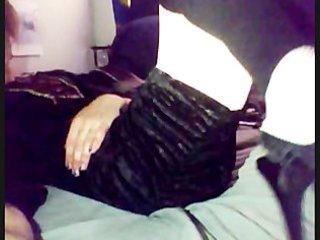 hot stocking high-heeled milf livecam cocktease