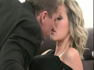 blonde mom with huge whoppers fucking