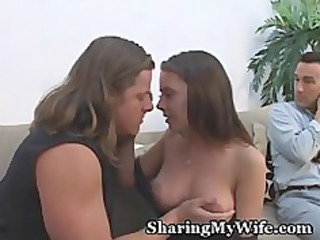 amazing wifes raunchy thirst for fucking