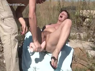 horny milf gets her curly muf fucked